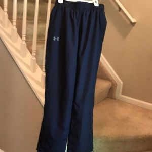 NWT Men's Under Armour navy pants
